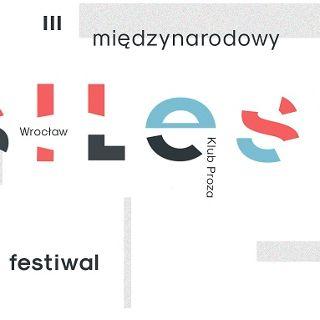 III Międzynarodowy Festiwal Poezji Silesius