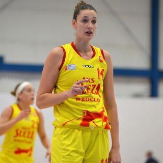 Koszykówka Kobiet EuroCup: Ślęza Wrocław - Basket 90 Gdynia