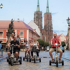 Wrocław Rolling Tours