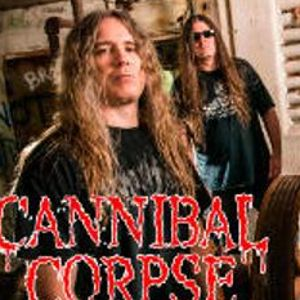 Cannibal Corpse + support