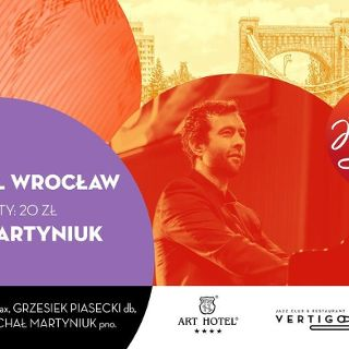 Koncert: Michał Martyniuk Quartet