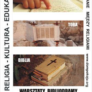 Warsztaty blibliodramy: Koran, Tora i Stary Testament