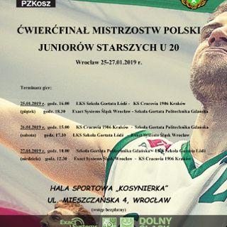 Mistrzostwa Polski do lat 20 w koszykówce
