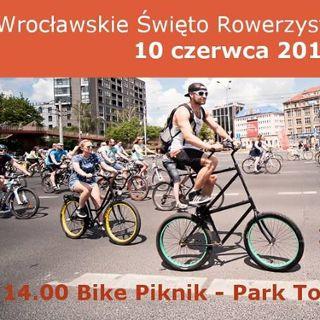 Wrocławskie Święto Rowerzysty 2018