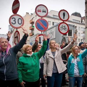 Chór Komentujących Wrocławian w Capitolu