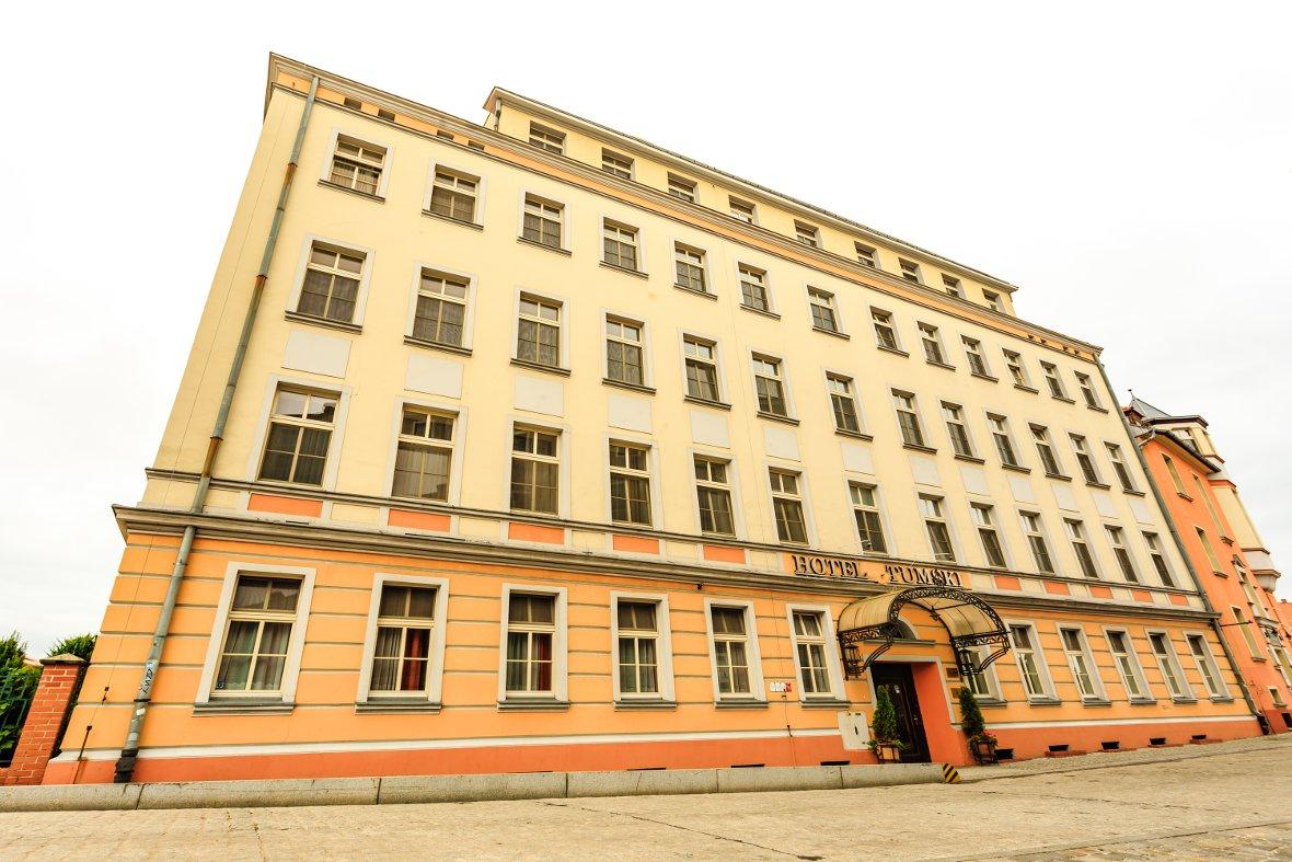 Hotel tumski for Hotels wroclaw
