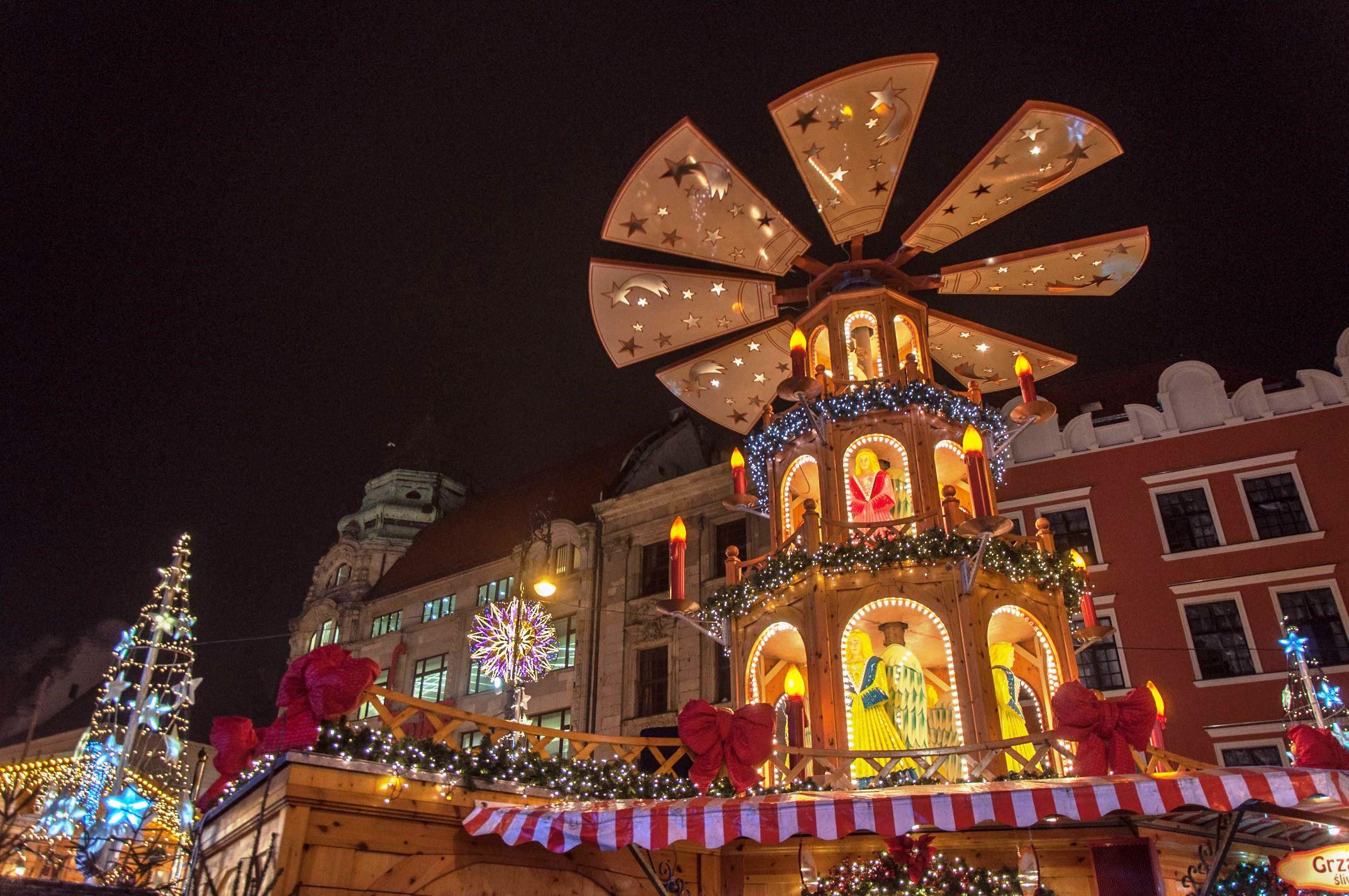 Wann Ist Weihnachtsmarkt 2019.Weihnachtsmarkt 2019 Visitwroclaw Eu