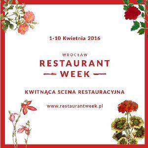 Wiosenny Restaurant Week