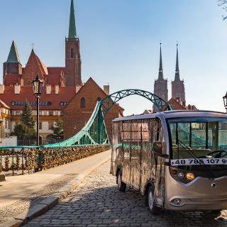 BEST CITY TOURS – sightseeing of Wroclaw by melexes