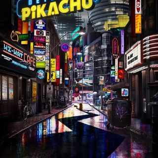 Pokémon: Detektyw Pikachu (dubbing)