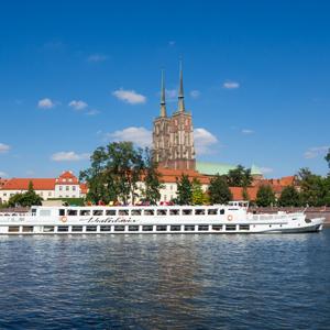 Schiffsrestaurant Wratislavia