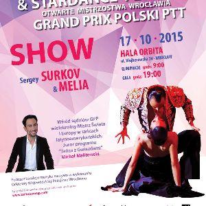 Puchar Świata Amatorów w Standarcie & Stardance Festiwal