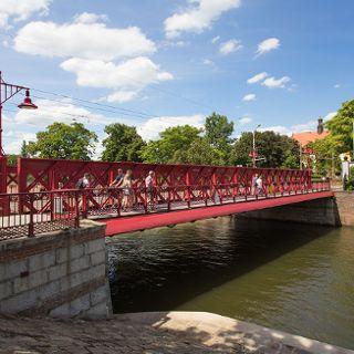 Piaskowy Bridge