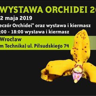 Międzynarodowa Wystawa Orchidei 2019