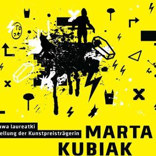 """Wystawa Marty Kubiak """"Odkroiłam sobie głowę"""" w Galerii Miejskiej"""