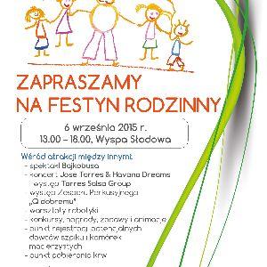 Festyn Rodzinny na Wyspie Słodowej