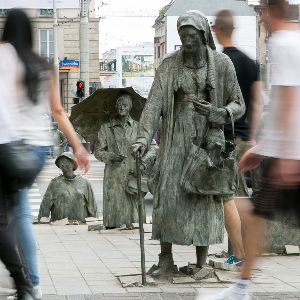 The Anonymous Pedestrian