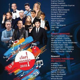 Festiwal Clarimania 2018