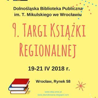 Silesiana – 9. Targi Książki Regionalnej