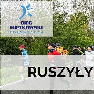 Półmaraton Mietkowski 2018