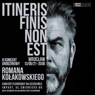 """,,Itineris finis non est"""" – koncert Fundacji im. R. Kołakowskiego"""