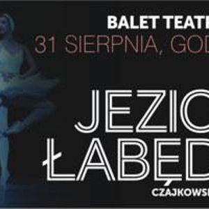 Jezioro łabędzie retransmisja z Teatru Bolszoj