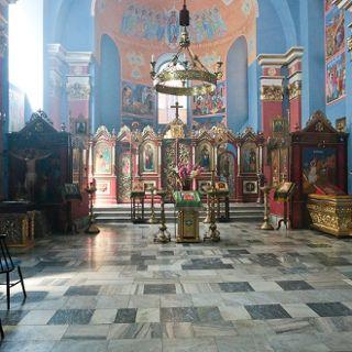 Iglesia ortodoxa de san Cirilo y san Metodio