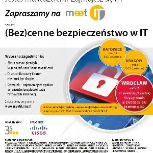 """Meet IT Wrocław – o cenie bezpieczeństwa w IT i komputerowych """"zabytkach"""""""