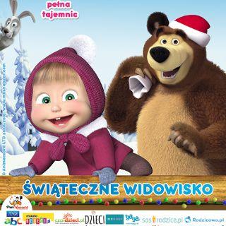 Spektakl: Masza i Niedźwiedź
