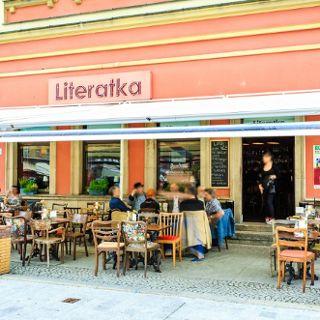 Pub & kawiarnia Literatka