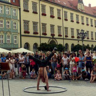 23. Internationales Festival der Straßenkunst BuskerBus