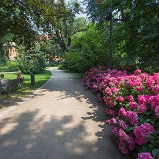 Der Altstädtische Garten
