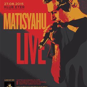 Koncert Matisyahu w Eterze