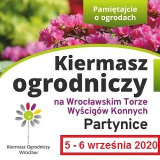 """Kiermasz Ogrodniczy """"Pamiętajcie o ogrodach"""""""