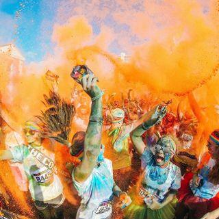 Eksplozja radości i kolorów, czyli The Color Run we Wrocławiu