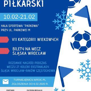 Zimowy Turniej Piłkarski o Puchar Wrocławia