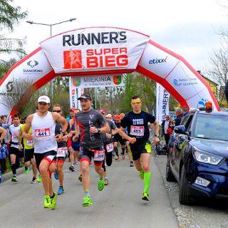 II Półmaraton Miękinia