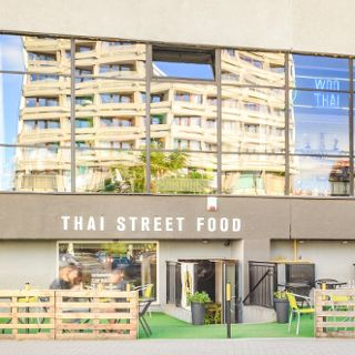 Restaurante Woo Thai Street Food
