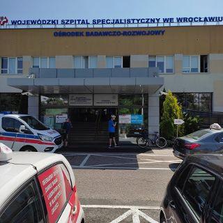 Wojewódzki Specjalistyczny Szpital Kliniczny