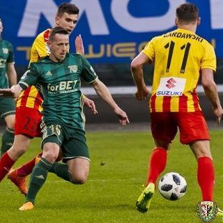 Lotto Ekstraklasa: Korona Kielce - WKS Śląsk Wrocław