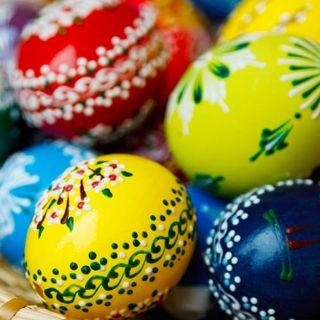Warsztaty: Pisanki, kraszanki… Skąd się wzięły wielkanocne jajka