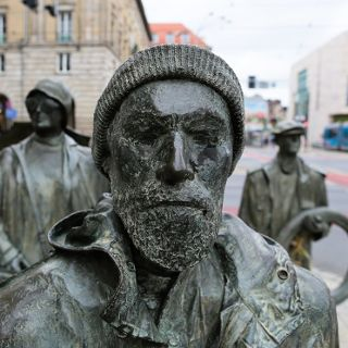 Monumento del Transeúnte Anónimo