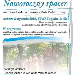 """Noworoczny spacer: """"Polskie obyczaje i tradycje"""""""