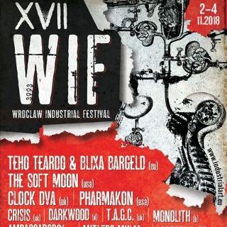 XVII Wroclaw Industrial Festival