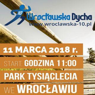 Wrocławska Dycha 2018
