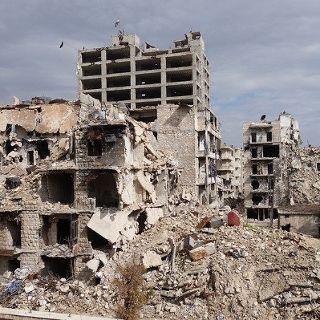 """Wystawa """"Dar dla Aleppo"""" na wrocławskim Rynku"""