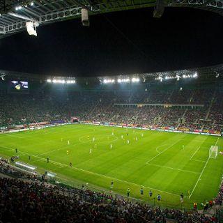 Zwiedzanie na Stadionie Wrocław