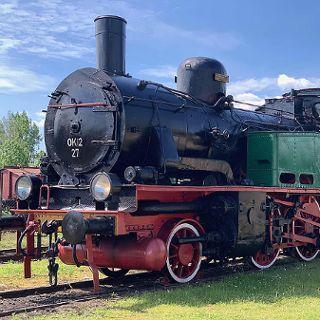 Wakacje z lokomotywami