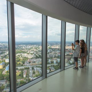 Mirador en Sky Tower