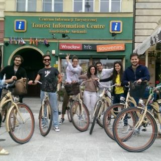 BIKE TOURS & RENTAL: Explore Wrocław by bicycle